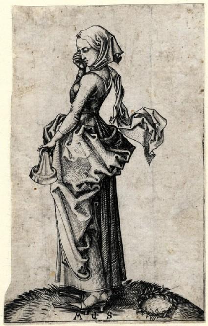 The fifth foolish Virgin
