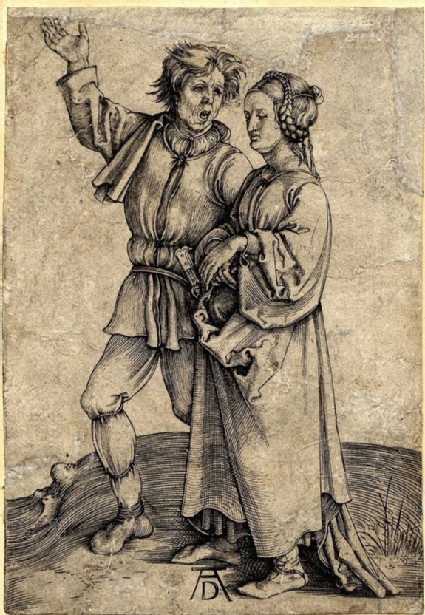 The peasant and his wife