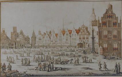View of Nijmegen