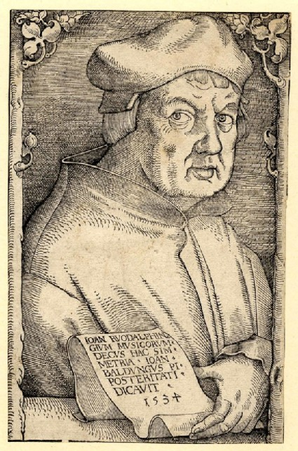 Johannes Rudalphinger