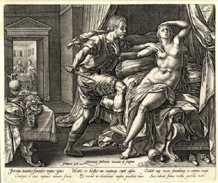 The Rape of Lucretia
