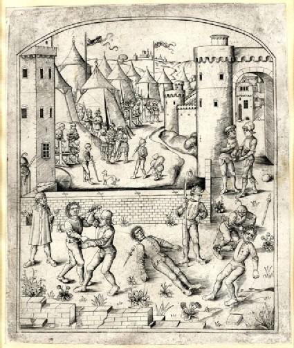 The Death of Caius Marius Arpinates