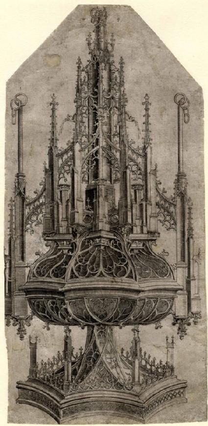 A Gothic Censer