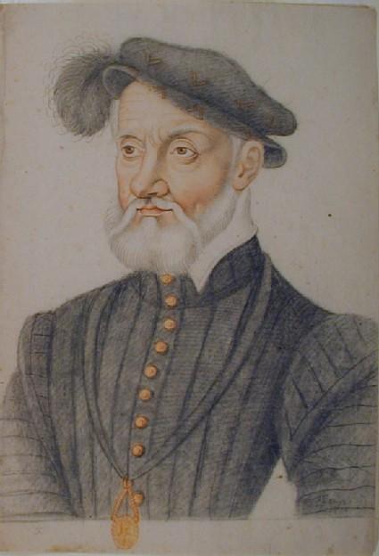 Portrait of François de Caumont, sieur de Lauzun