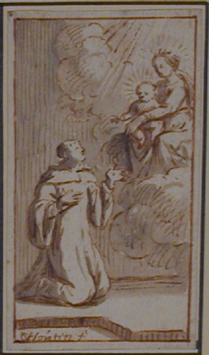 A Vision of our Lady