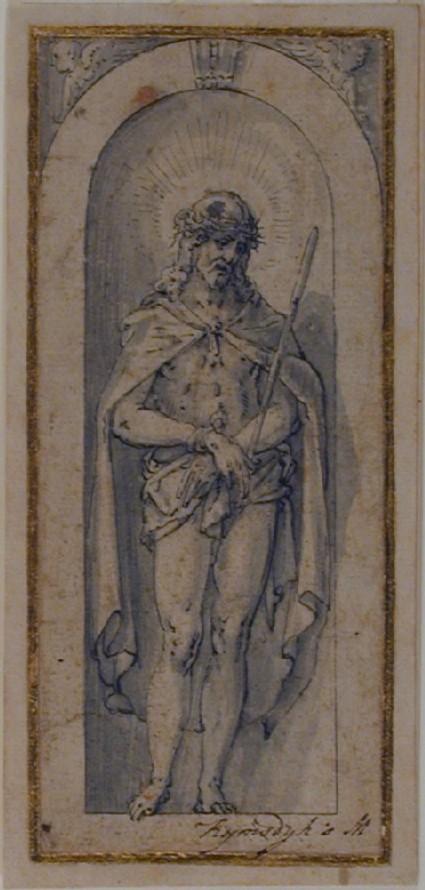 Jesus Christ as the Man of Sorrows