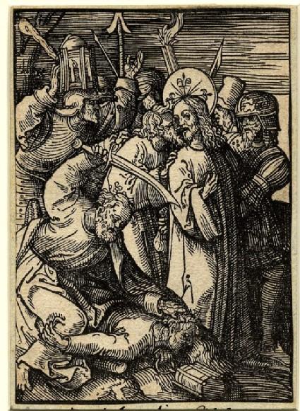Judas's kiss