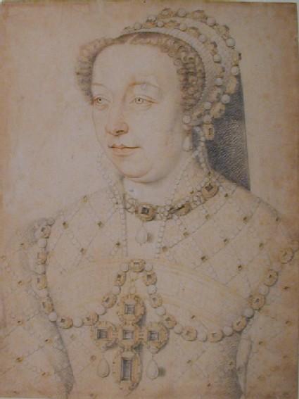 Portrait of Catherine de' Medici