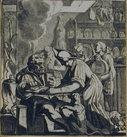 Der Koch-und Keller-Narr