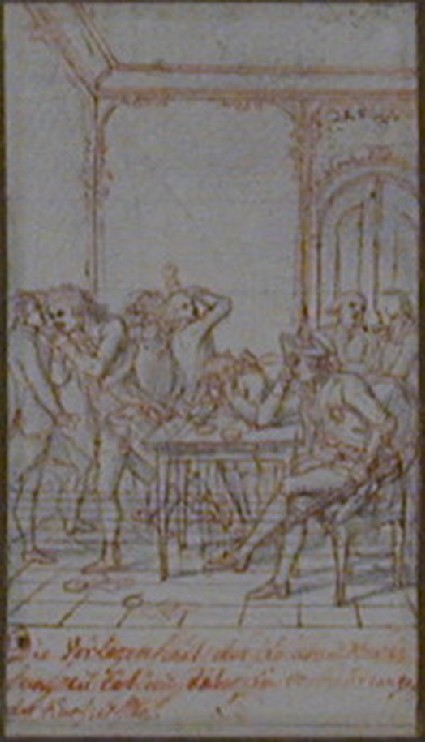 Composition of eight Figures