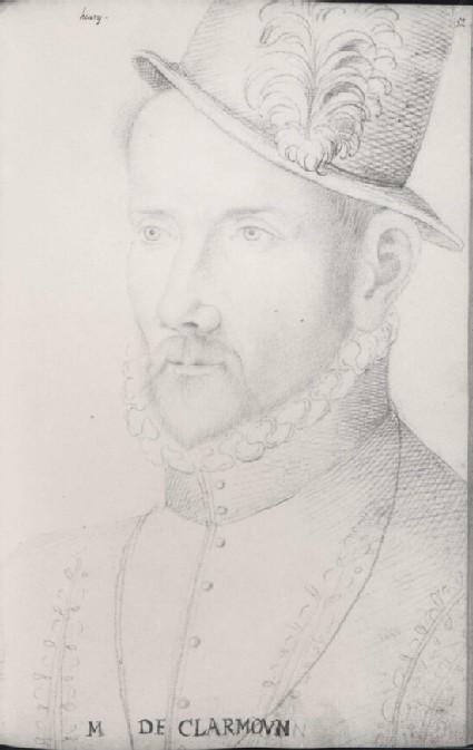 Portrait of Henri de Clermont (possibly)