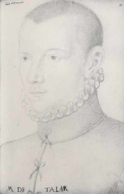 Portrait of Claude de Clermont (possibly)