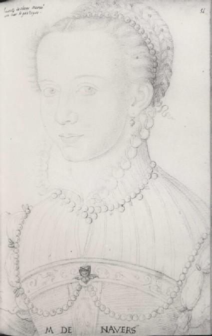 Diane de La Marck, duchesse de Navers