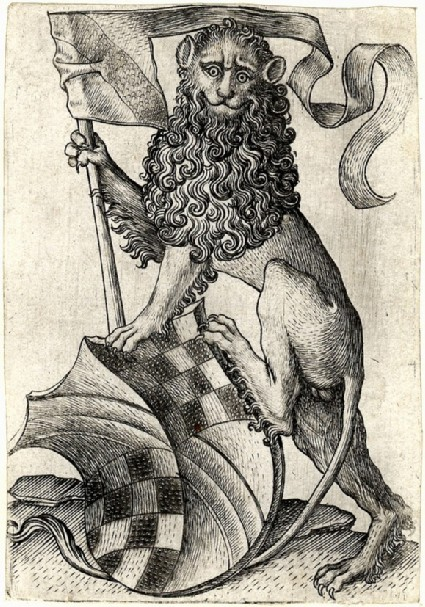 Coat of arms, ace