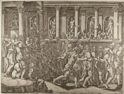 The Mocking of the Prisoners