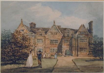 Langton Hall, Lincolnshire