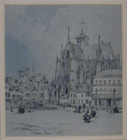 St Urbain, Troyes