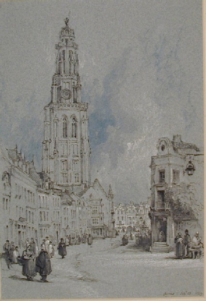 The Belfry, Arras