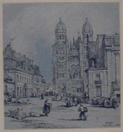 Saint-Michel, Dijon