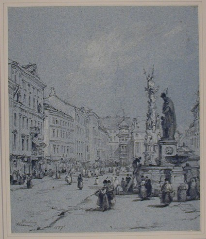 The Graben, Vienna