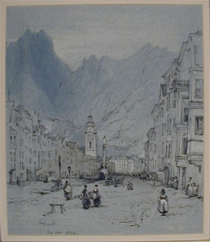 Maria Theresien-Strasse, Innsbruck
