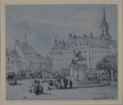 Marktplatz, Dresden