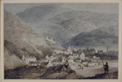 A View of Barmouth