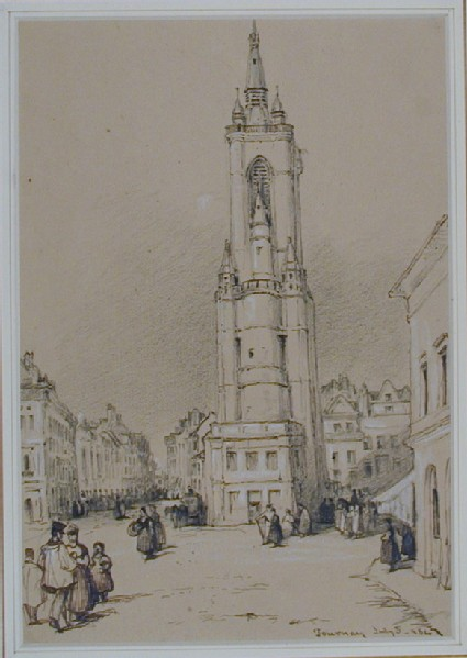 The Grand'Place, Tournai