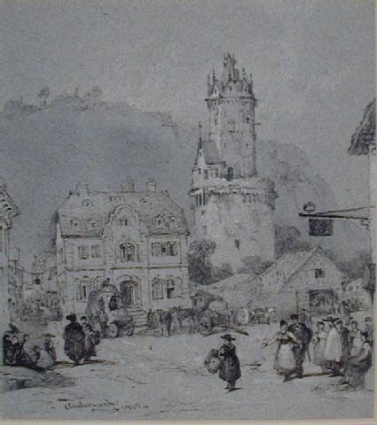 Runder Turm, Andernach