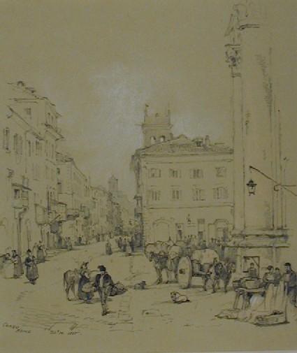 The Corso, Rome