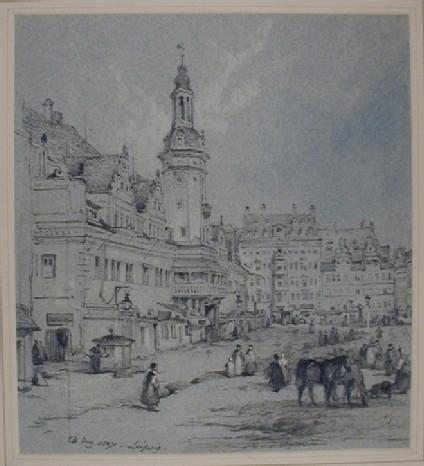Marktplatz, Leipzig