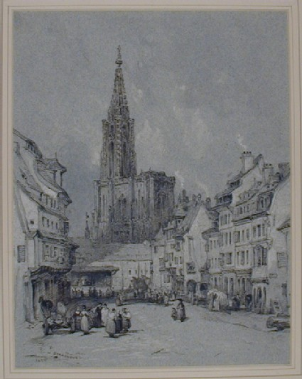 The Cathedral, Strasbourg