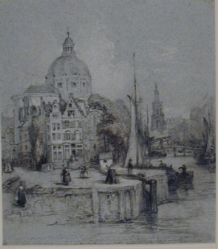 The Lutheran Church in Amsterdam