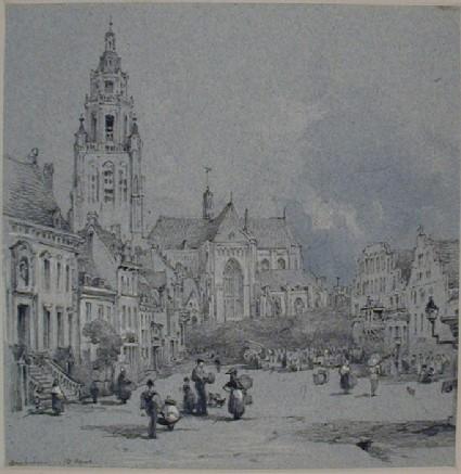 St Eusebius, the Grote Kerk, Arnhem