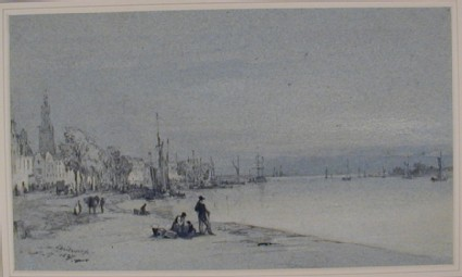 The Harbour, Antwerp