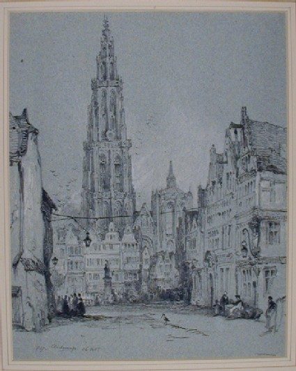 The Cathedral, Antwerp