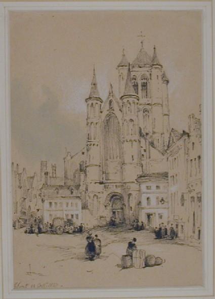 St Michael, Ghent