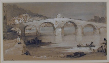 The Bridge over the Meuse, Liège