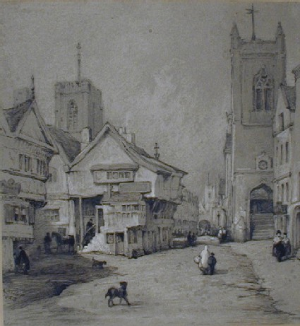 A Street in Chester