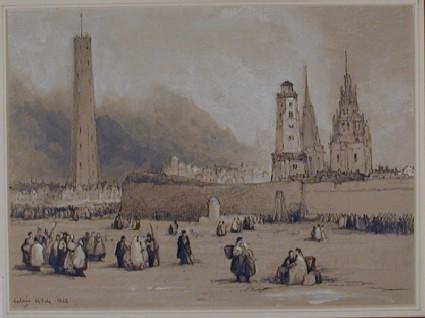 A View of Calais