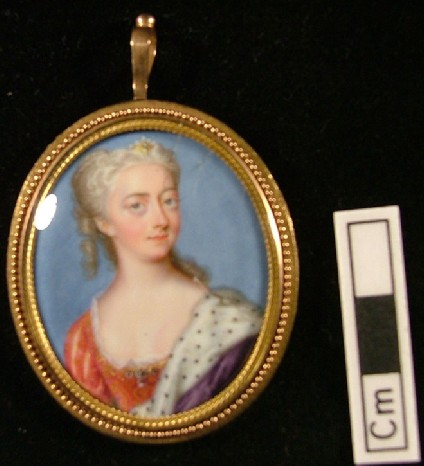 Portrait of Augusta Princess of Wales