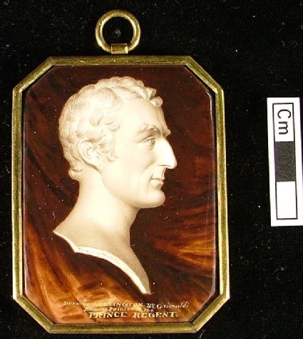 Portrait of a bust Arthur Wellesley, 1st Duke of Wellington