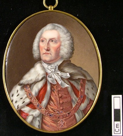 Portrait of John, 4th Duke of Argill