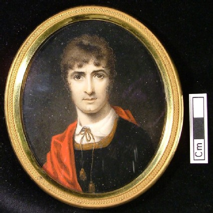 Portrait of John Philip Kemble as Hamlet