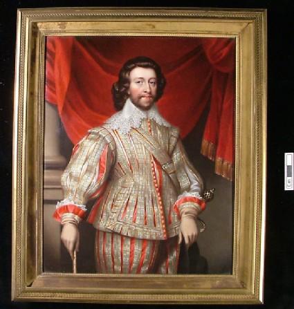 Portrait of William, 1st Earl of Denbigh