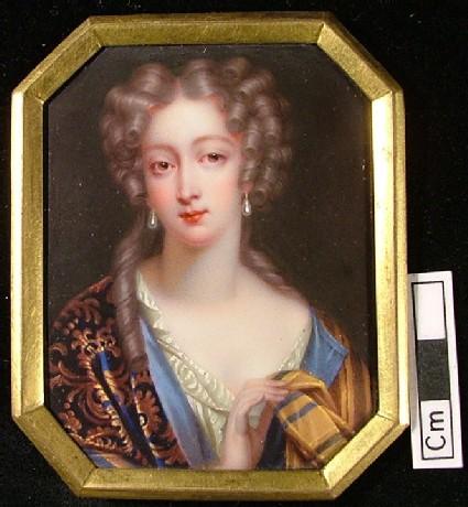 Portrait of Duchesse de Fortanges