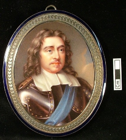 Portrait of George Monck, Duke of Albemarle