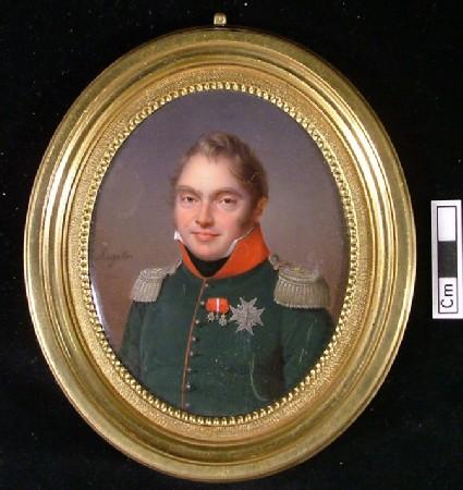 Portrait of Charles Ferdinand, Duc de Berry