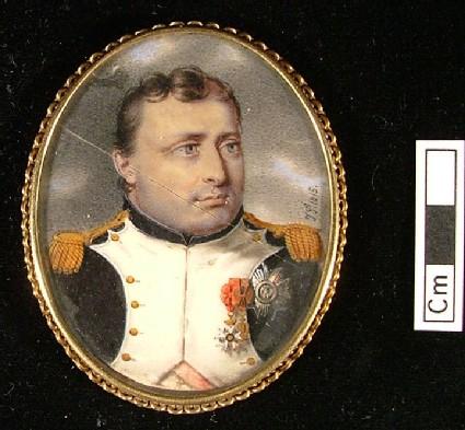 Portrait of Napoleon I