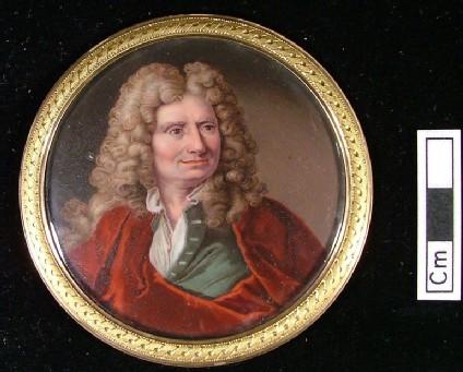 Portrait of Nicolas Boileau Despreaux